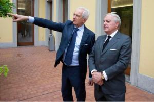 Giuliano Molossi e Achille Colombo Clerici 2
