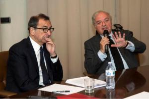 Achille Colombo Clerici con Giuseppe Sala 3
