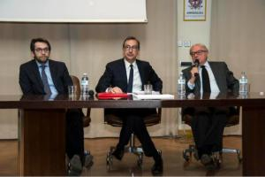 Pierfrancesco Maran, Giuseppe Sala, Achille Colombo Clerici
