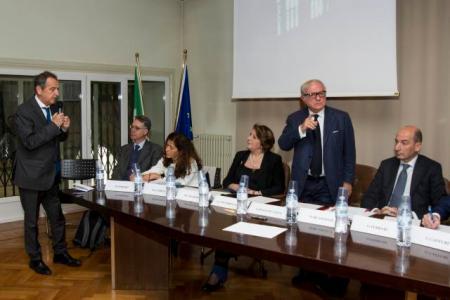 L'intervento del Sottosegretario alla presidenza delle Regione Lombardia Gustavo Cioppa