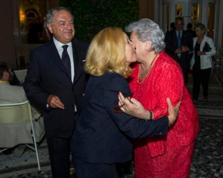 Livia Pomodoro con Achille e Giovanna Colombo Clerici 2